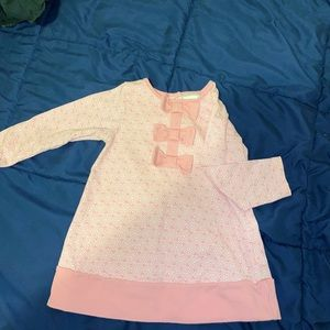 Maggie and Zoe long sleeve 12 mos dress